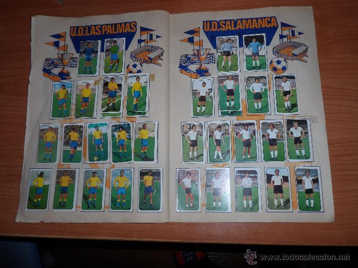 Coleccionismo deportivo: ALBUM ESTE LIGA 1977 - 1978 ( 77 - 78 ) COMPLETO A FALTA DE UNOS FICHAJES - Foto 10 - 42427708