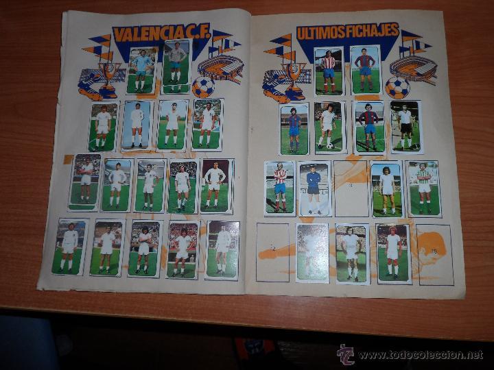 Coleccionismo deportivo: ALBUM ESTE LIGA 1977 - 1978 ( 77 - 78 ) COMPLETO A FALTA DE UNOS FICHAJES - Foto 11 - 42427708