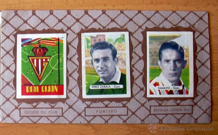 Coleccionismo deportivo: Sporting de Gijón - Editorial Ruiz Romero 1951-1952, 51-52 - Ver fotos interiores - Foto 2 - 42460689