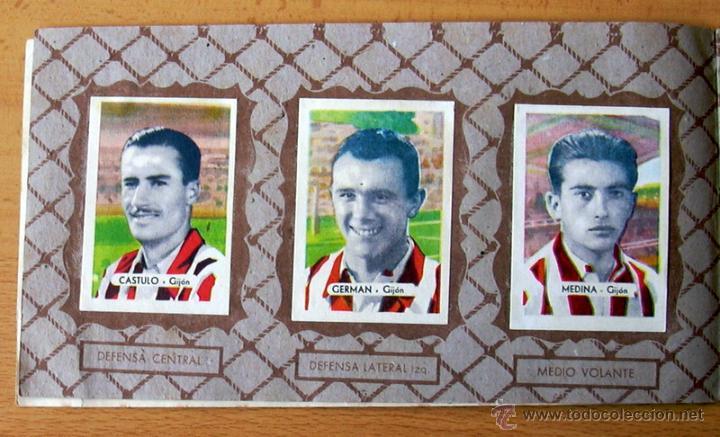 Coleccionismo deportivo: Sporting de Gijón - Editorial Ruiz Romero 1951-1952, 51-52 - Ver fotos interiores - Foto 3 - 42460689