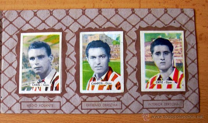Coleccionismo deportivo: Sporting de Gijón - Editorial Ruiz Romero 1951-1952, 51-52 - Ver fotos interiores - Foto 4 - 42460689