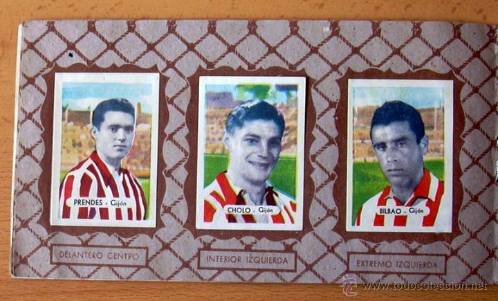 Coleccionismo deportivo: Sporting de Gijón - Editorial Ruiz Romero 1951-1952, 51-52 - Ver fotos interiores - Foto 5 - 42460689