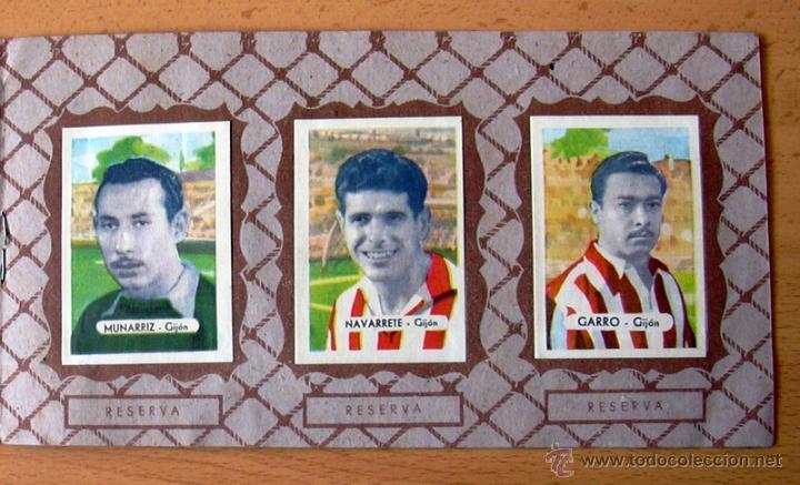 Coleccionismo deportivo: Sporting de Gijón - Editorial Ruiz Romero 1951-1952, 51-52 - Ver fotos interiores - Foto 6 - 42460689
