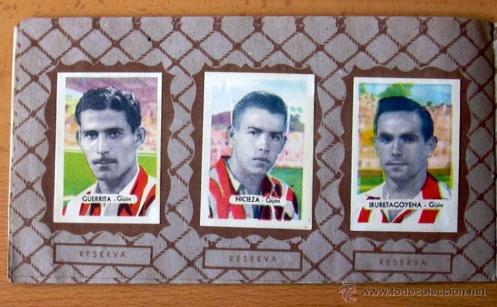 Coleccionismo deportivo: Sporting de Gijón - Editorial Ruiz Romero 1951-1952, 51-52 - Ver fotos interiores - Foto 7 - 42460689