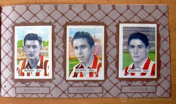 Coleccionismo deportivo: Sporting de Gijón - Editorial Ruiz Romero 1951-1952, 51-52 - Ver fotos interiores - Foto 8 - 42460689