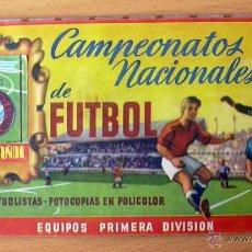 Coleccionismo deportivo: R.C.D. ESPAÑOL - EDITORIAL RUIZ ROMERO 1951-1952, 51-52 - VER FOTOS INTERIORES. Lote 42461020