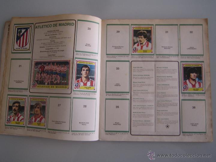 Coleccionismo deportivo: futbol 84 album de cromos panini incompleto faltan 216 cromos - Foto 3 - 42679637