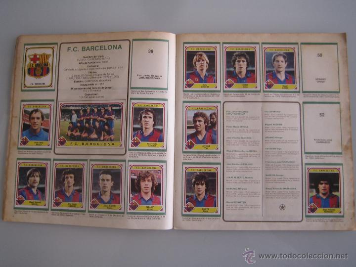 Coleccionismo deportivo: futbol 84 album de cromos panini incompleto faltan 216 cromos - Foto 4 - 42679637