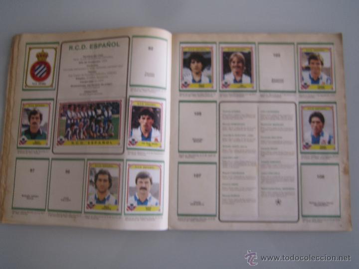 Coleccionismo deportivo: futbol 84 album de cromos panini incompleto faltan 216 cromos - Foto 5 - 42679637