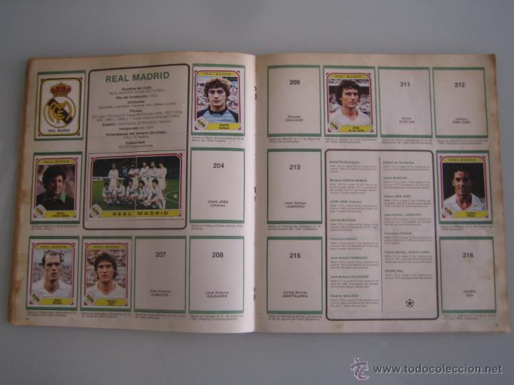Coleccionismo deportivo: futbol 84 album de cromos panini incompleto faltan 216 cromos - Foto 6 - 42679637