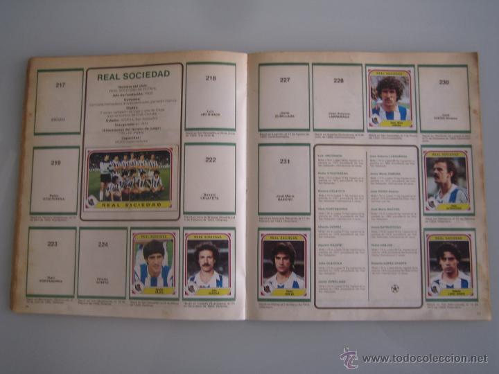 Coleccionismo deportivo: futbol 84 album de cromos panini incompleto faltan 216 cromos - Foto 7 - 42679637