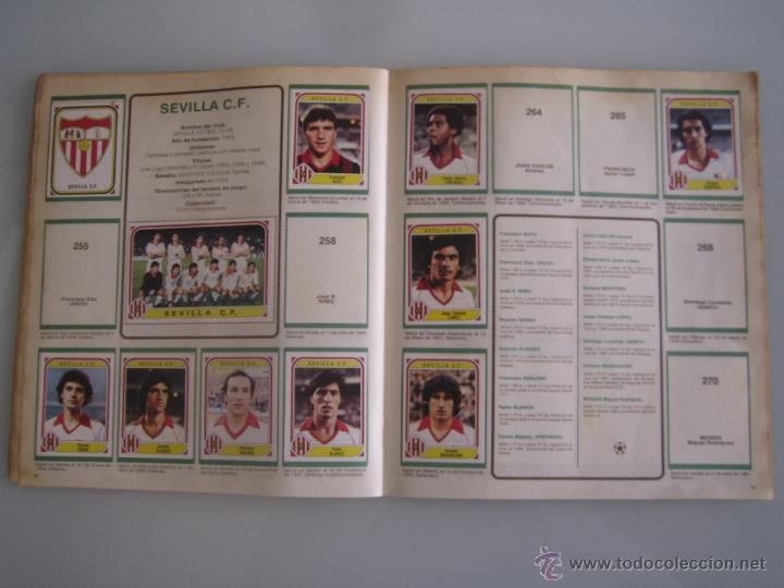 Coleccionismo deportivo: futbol 84 album de cromos panini incompleto faltan 216 cromos - Foto 8 - 42679637