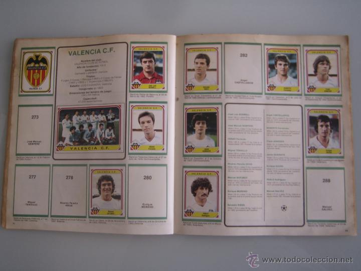 Coleccionismo deportivo: futbol 84 album de cromos panini incompleto faltan 216 cromos - Foto 9 - 42679637