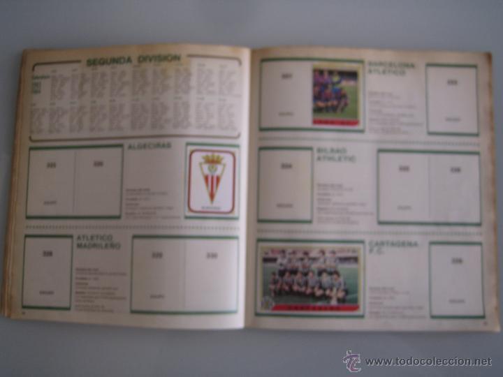 Coleccionismo deportivo: futbol 84 album de cromos panini incompleto faltan 216 cromos - Foto 10 - 42679637