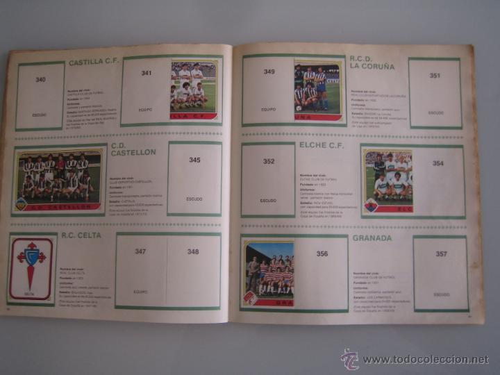 Coleccionismo deportivo: futbol 84 album de cromos panini incompleto faltan 216 cromos - Foto 11 - 42679637