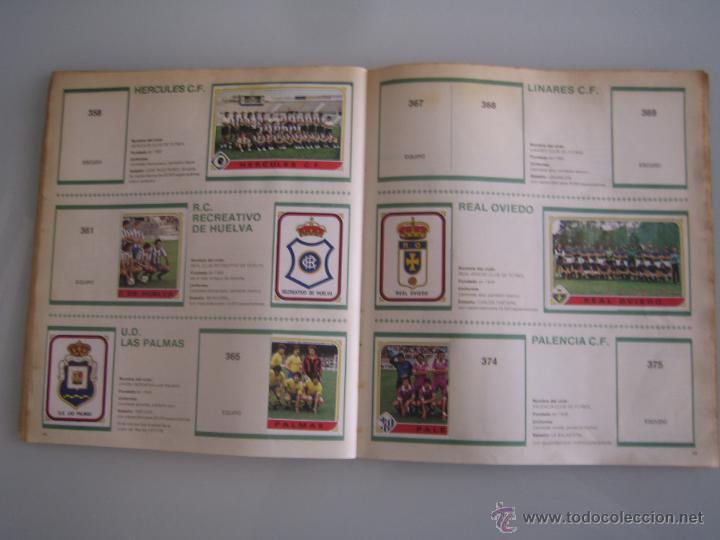 Coleccionismo deportivo: futbol 84 album de cromos panini incompleto faltan 216 cromos - Foto 12 - 42679637