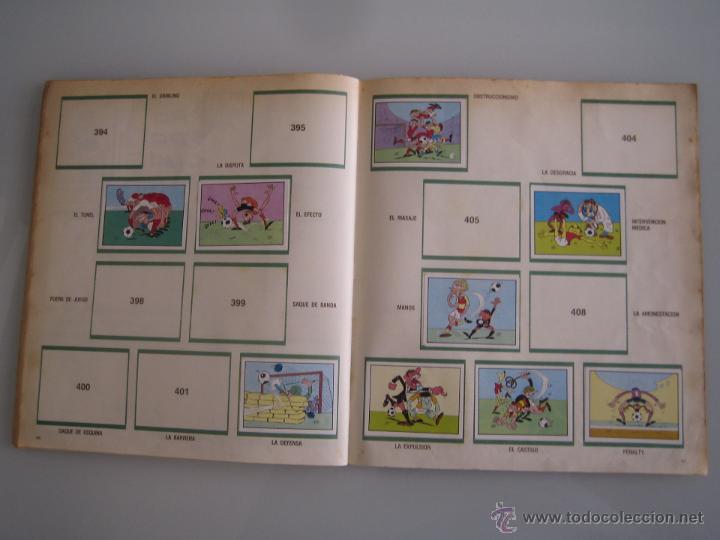 Coleccionismo deportivo: futbol 84 album de cromos panini incompleto faltan 216 cromos - Foto 14 - 42679637