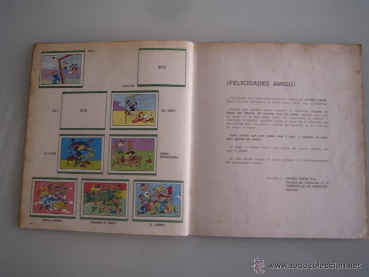 Coleccionismo deportivo: futbol 84 album de cromos panini incompleto faltan 216 cromos - Foto 15 - 42679637