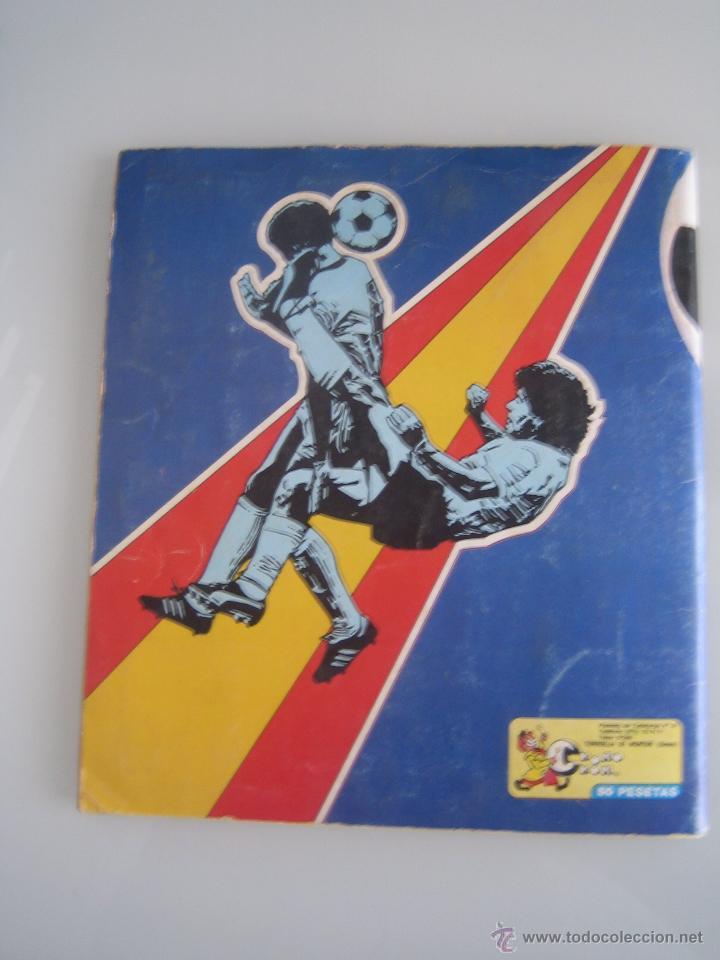 Coleccionismo deportivo: futbol 84 album de cromos panini incompleto faltan 216 cromos - Foto 16 - 42679637