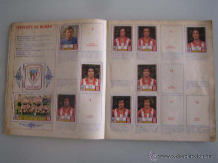 Coleccionismo deportivo: futbol 83 album de cromos panini incompleto faltan 86 cromos - Foto 2 - 179309147