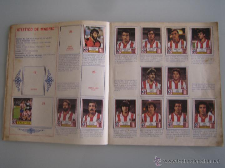 Coleccionismo deportivo: futbol 83 album de cromos panini incompleto faltan 86 cromos - Foto 3 - 179309147