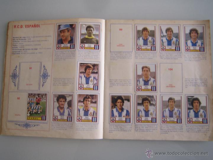 Coleccionismo deportivo: futbol 83 album de cromos panini incompleto faltan 86 cromos - Foto 5 - 179309147