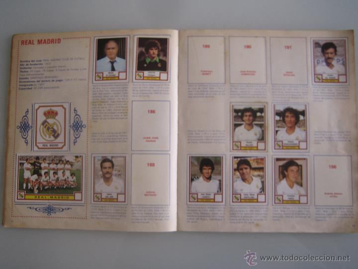 Coleccionismo deportivo: futbol 83 album de cromos panini incompleto faltan 86 cromos - Foto 6 - 179309147