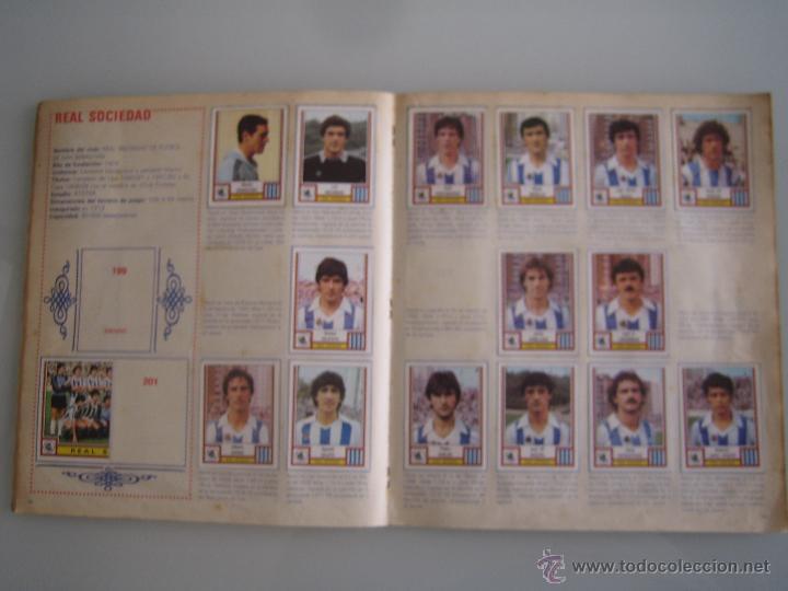Coleccionismo deportivo: futbol 83 album de cromos panini incompleto faltan 86 cromos - Foto 7 - 179309147