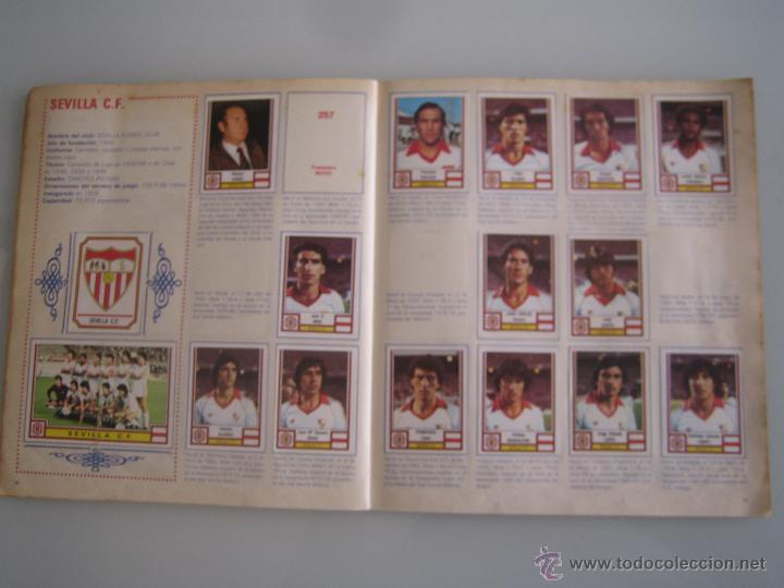 Coleccionismo deportivo: futbol 83 album de cromos panini incompleto faltan 86 cromos - Foto 9 - 179309147