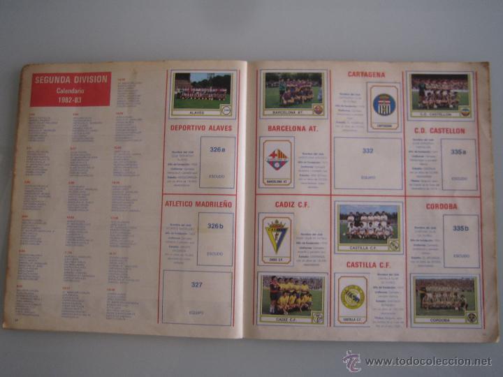 Coleccionismo deportivo: futbol 83 album de cromos panini incompleto faltan 86 cromos - Foto 10 - 179309147