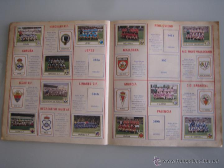 Coleccionismo deportivo: futbol 83 album de cromos panini incompleto faltan 86 cromos - Foto 11 - 179309147