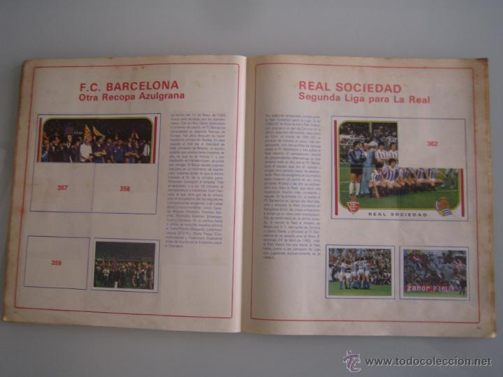 Coleccionismo deportivo: futbol 83 album de cromos panini incompleto faltan 86 cromos - Foto 12 - 179309147