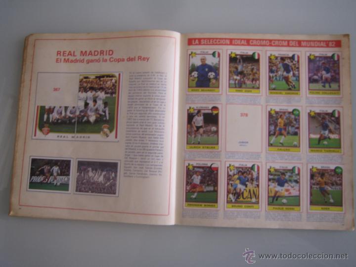 Coleccionismo deportivo: futbol 83 album de cromos panini incompleto faltan 86 cromos - Foto 13 - 179309147