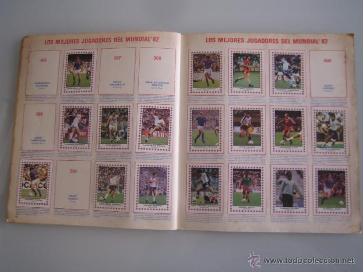 Coleccionismo deportivo: futbol 83 album de cromos panini incompleto faltan 86 cromos - Foto 14 - 179309147