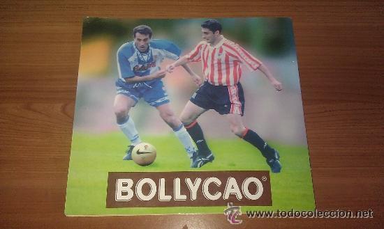 Coleccionismo deportivo: ALBUM BOLLYCAO FUTBOL 96 97 LIGA 1996 1997 CON 25 CROMOS PEGADOS - - Foto 5 - 42915372