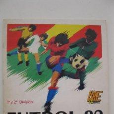 Coleccionismo deportivo: ÁLBUM DE CROMOS - FÚTBOL 82 - PANINI - AÑO 1982.. Lote 43203783