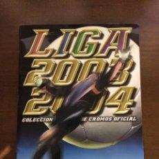 Coleccionismo deportivo: ALBUM EDICIONES ESTE 2003.2004. Lote 43282331