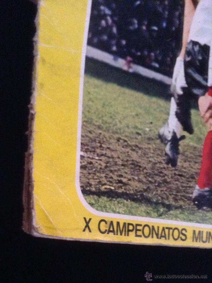 Coleccionismo deportivo: album de cromos de futbol munich 74 casi completo ( faltan 5 cromos ) - Foto 4 - 43772736