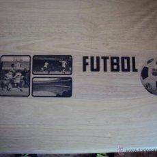 Coleccionismo deportivo: (F-685)FOTOLITO ALBUM FUTBOL 1974 RUIZ ROMERO CAMPEONATO DE LIGA,PRUEBA DE IMPRENTA. Lote 43839245
