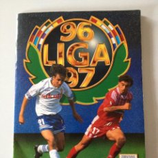 Coleccionismo deportivo: ALBUM DE CROMOS EDICIONES ESTE LIGA 1996 1997 96 97 (DOBLES, COLOCAS, FICHAJES, BIS). Lote 44038127