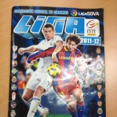 Coleccionismo deportivo: ALBUM DE CROMOS EDICIONES ESTE LIGA 2011 2012 11 12 (FICHAJES, DOBLES, BAJAS, COLOCAS). Lote 44038715