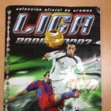 Coleccionismo deportivo: ALBUM DE CROMOS EDICIONES ESTE LIGA 2006 2007 06 07 (26 FALTAS CON FICHAJES, BAJAS, COLOCAS, DOBLES). Lote 44039185