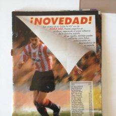 Coleccionismo deportivo: ALBUM DE CROMOS EDICIONES ESTE LIGA 1994 1995 94 95 CON 89 FALTAS (BAJAS, COLOCAS, FICHAJES, BIS). Lote 24247149