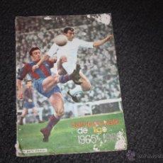 Coleccionismo deportivo: CAMPEONATO DE LIGA =1965=1966 =DISGRA=. Lote 44368606