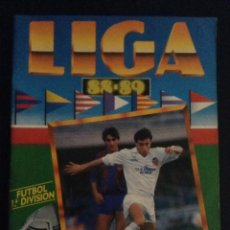 Coleccionismo deportivo: ALBUM DE CROMOS DE LA LIGA 88-89 DE FUTBOL EDICIONES ESTE. Lote 44443423