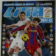 Coleccionismo deportivo: ALBUM CROMOS LIGA ESTE 2011-2012 VACÍO COMPLETAMENTE NUEVO. Lote 44527246