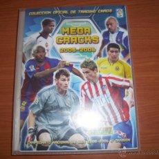 Coleccionismo deportivo: ALBUM DE CROMOS FUTBOL MEGA CRACKS 2005/2006 05/06. Lote 44712372