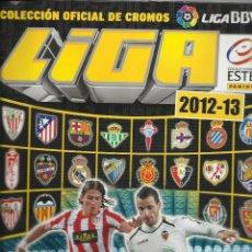 Coleccionismo deportivo: LIGA 2012-13 COMPLETO SOLO FALTAN 29 ULTIMOS FICHAJES . Lote 45029025