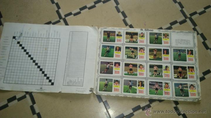 Coleccionismo deportivo: album cromos - campeonato de liga 1973-74 - Foto 2 - 45152044