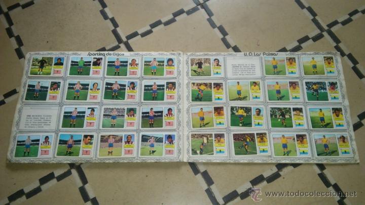 Coleccionismo deportivo: album cromos - campeonato de liga 1973-74 - Foto 12 - 45152044